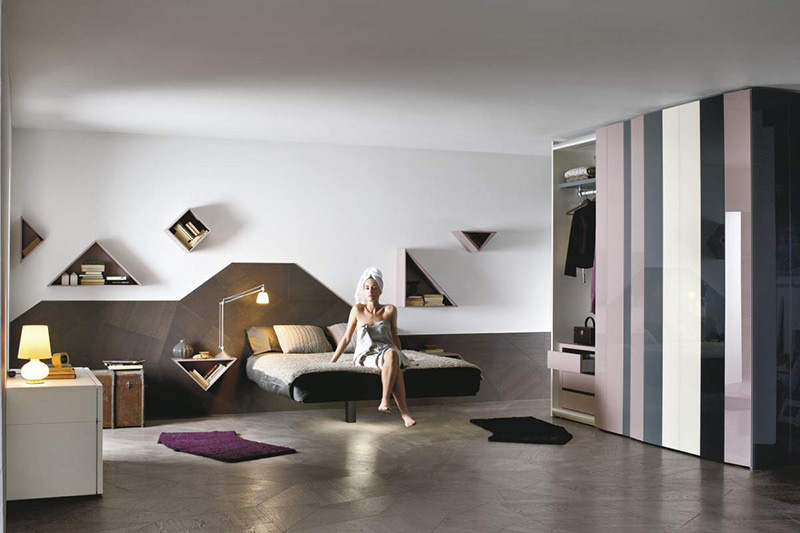 ferroni | mobilia arredamenti - lago point - Lago Camera Da Letto
