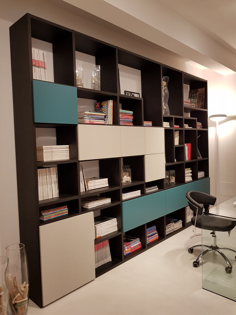 Ferroni mobilia arredamenti lema libreria selecta for Mobilia arredamenti