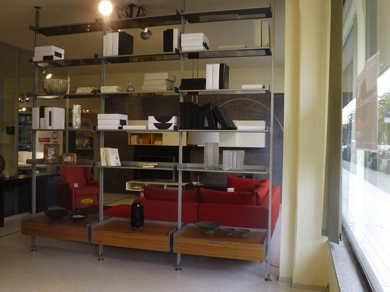 Ferroni mobilia arredamenti rimadesio libreria zenit for Rimadesio arredamenti
