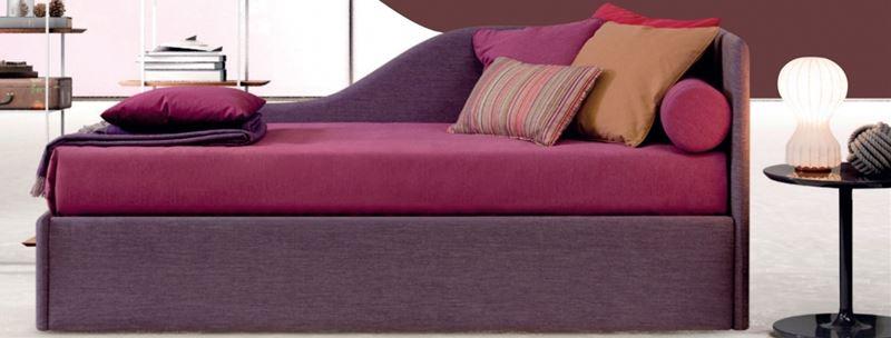 ferroni   mobilia arredamenti - venice - promozione letti ... - Letti Imbottiti Venice