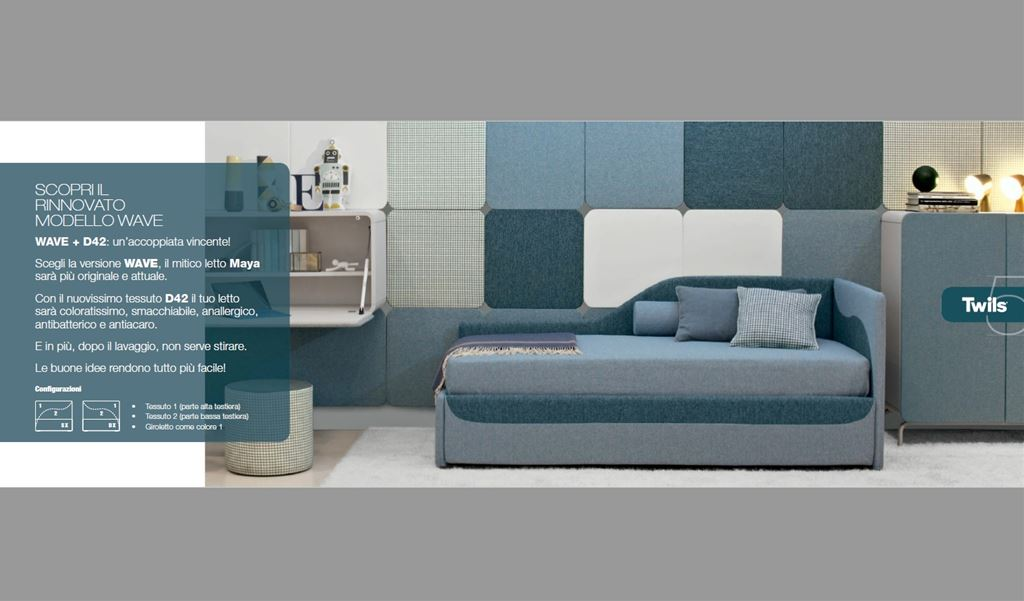 Ferroni mobilia arredamenti twils promozione letti for Mobilia sassari