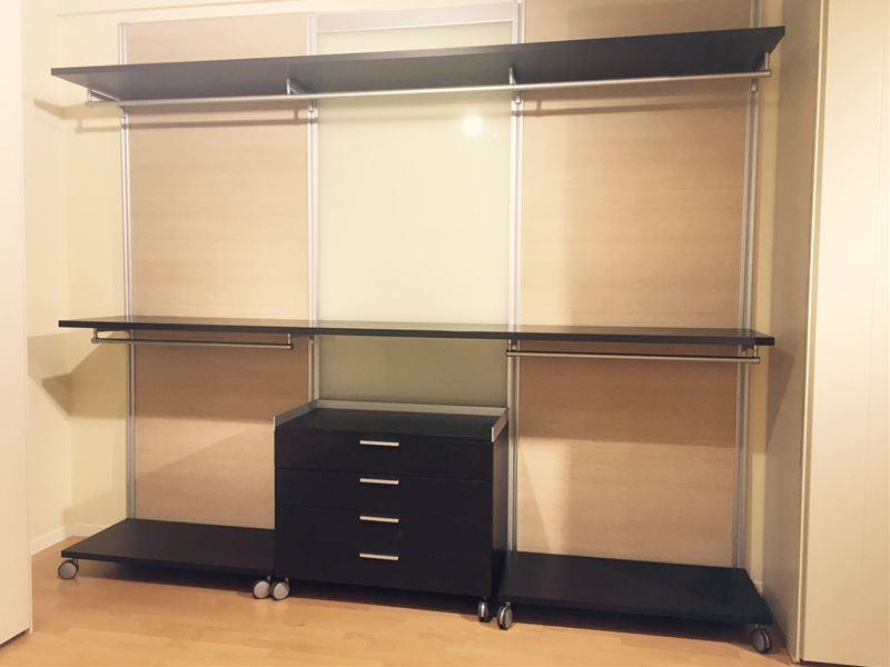 Ferroni mobilia arredamenti rimadesio cabina armadio for Rimadesio arredamenti