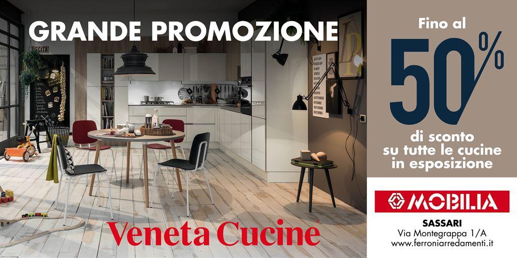 FERRONI | MOBILIA Arredamenti - GRANDE PROMOZIONE! CUCINE AL 50%